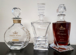 MSV provides you with a wide choice of empty bottles allowing a wide range of possibilities and glass creations.